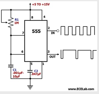 IR Remote Extender Circuit besides  together with Ac Dc Three Digital Voltmeter Circuit moreover Index php in addition Ignition Coil Driver By Ic 555 2n3055. on using 555 timer circuits